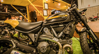 Washington, DC Motorcycle Show 2017