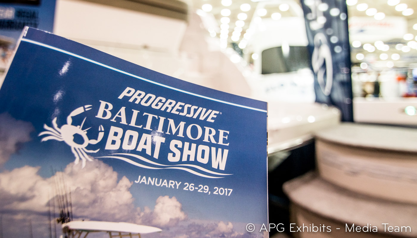 Baltimore Boat Show 2017 – Baltimore Convention Center
